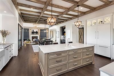 Loveland Estates, District 66, Luxury Homes for Sale, Beautiful kitchen